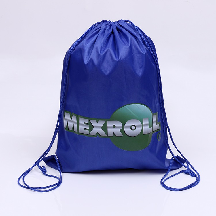 MEXROLL heat transfer drawstring backpack